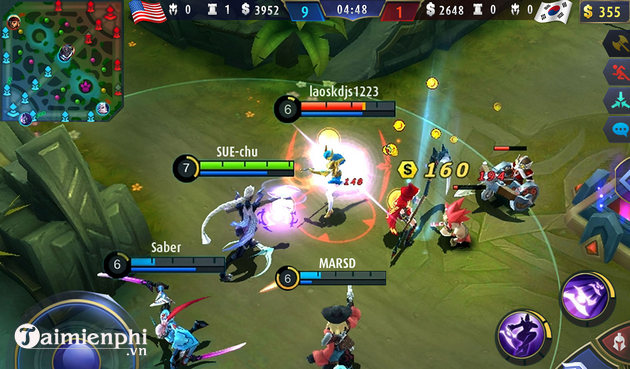 how to play dps in mobile legends