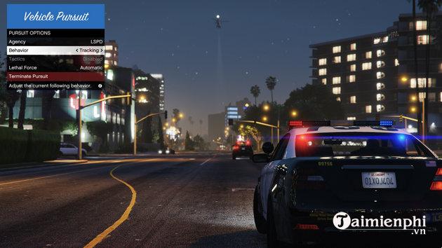 top ban mod police trong grand theft auto v