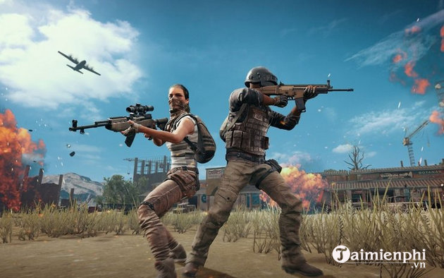 how to play big game in pubg mobile