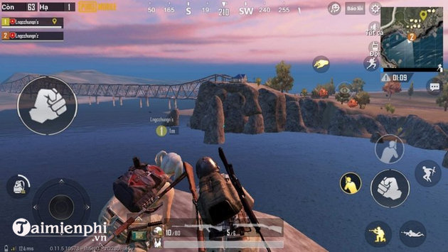 cach choi che do to doi duo trong pubg mobile luon thang