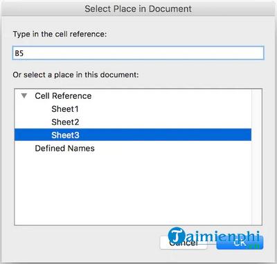phím tắt chuyển sheet excel 2013