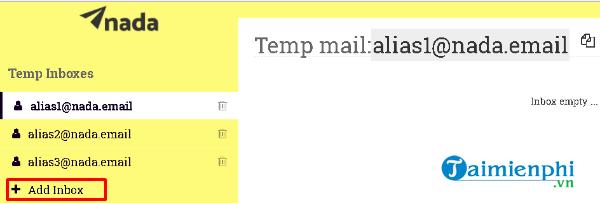 top website create mail, mail pond 1 lan 5