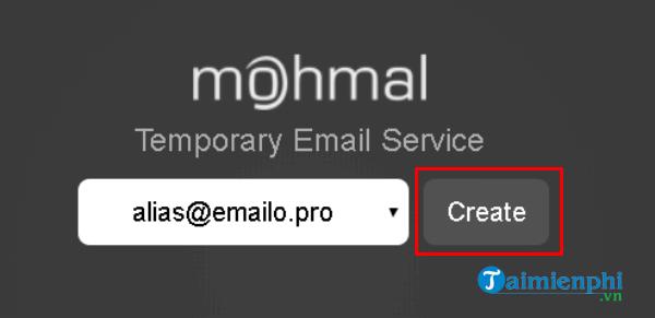 top website create mail, mail pond 1 lan 7