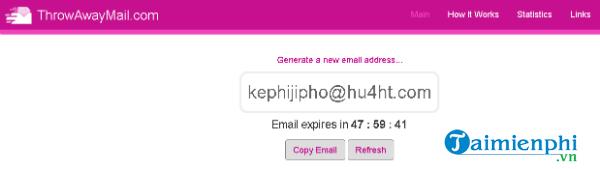 top website create mail, mail pond 1 lan 8
