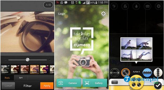 Top ứng dụng chỉnh ảnh xóa phông đẹp trên điện thoại Android