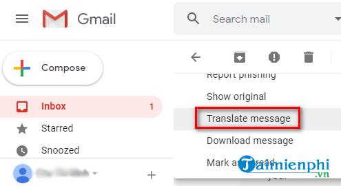 how to use google translate google translate in gmail 2
