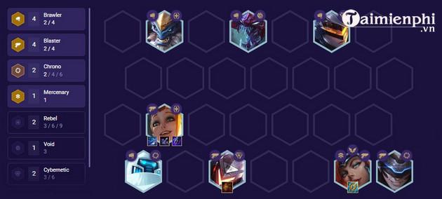 Top đội hình mạnh nhất DTCL 3 2