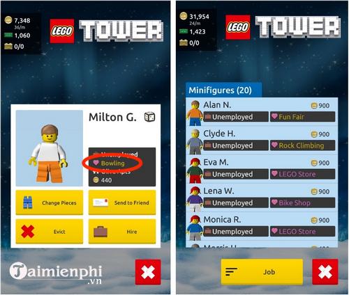 hướng dẫn chơi lego tower cho người mới