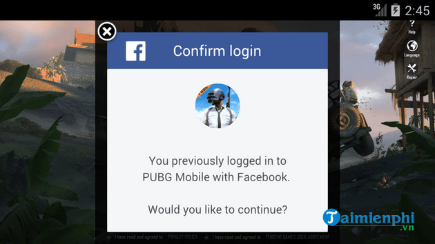 lay lai tai khoan PUBG Mobile khi bi ban