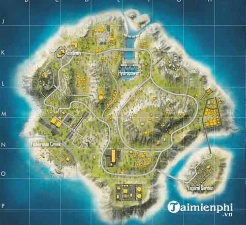 map dao quan su bermuda 2 0 in free fire ob25