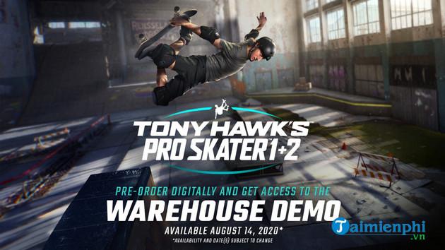 tong hop list nhac trong game tony hawk s pro skater 1 va 2 tren xbox one