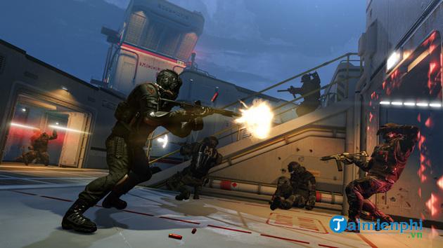 Khám phá bản cập nhật Hydra mới của game Warface trên Xbox One