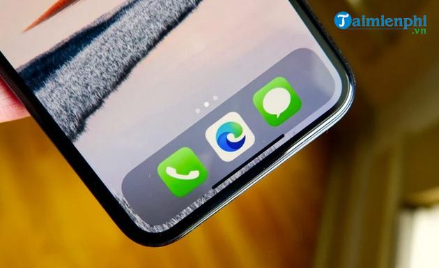 microsoft edge se co the thay the safari lam trinh duyet web mac dinh tren iphone 2