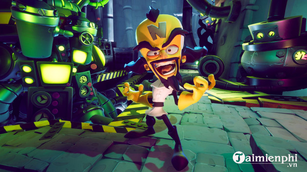 Thông tin chi tiết về bản demo của crash bandicoot 4 sắp được tung ra