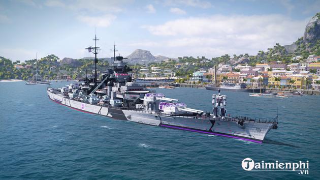 Các Transformers đã sẵn sàng chiến đấu trong World of Warships: Legends