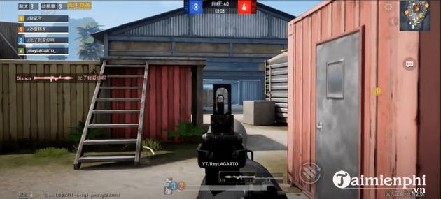 Cách chơi chế độ RPG Warehouse 2.0 PUBG Mobile 1.9
