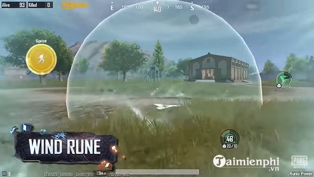 How to play cover due to new runic power in pubg mobile