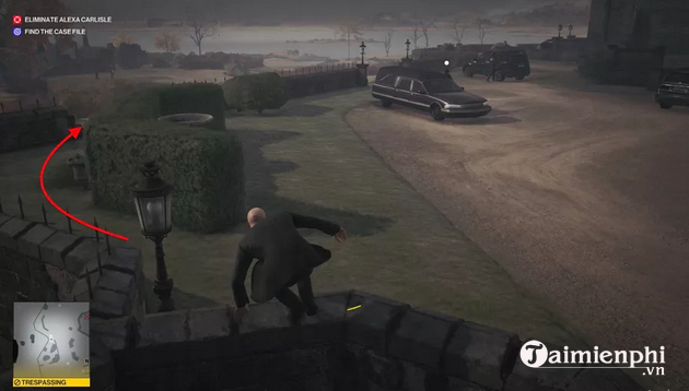 How to be able to fight death in the family in hitman 3
