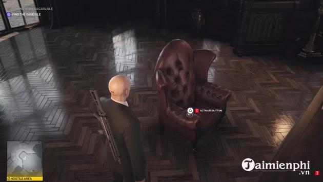 Cách lấy hồ sơ vụ án Death In The Family trong Hitman 3