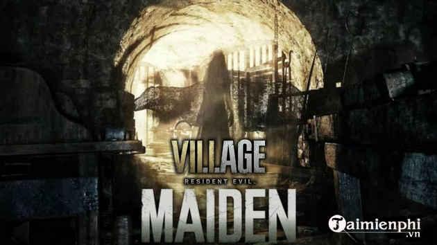 cach choi ban demo resident evil 8 village