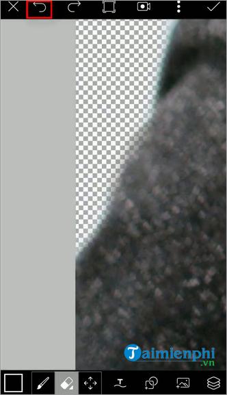 Cách xóa nền ảnh bằng PicsArt trên điện thoại