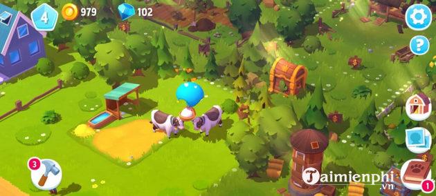 Hướng dẫn chơi FarmVille 3 cho người mới