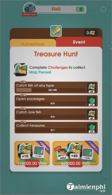 Cách nhận Gems miễn phí trong Hooked Inc Fisher Tycoon