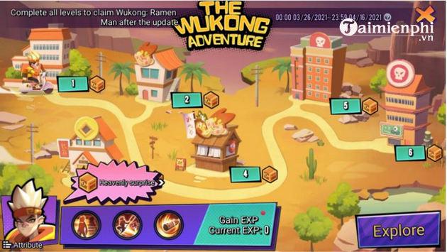 Cách nhận skin Wukong Ramen Man Liên Quân Mobile miễn phí