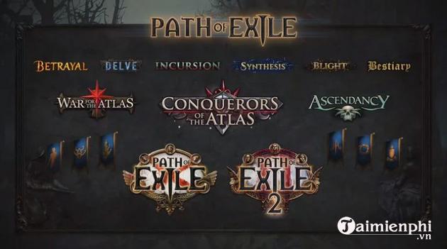 So sánh Path Of Exile 2 vs Diablo 4, game nào đáng chơi hơn?