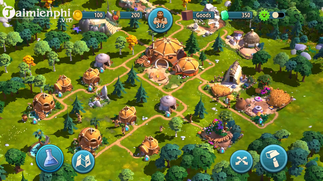Review Rise of Cultures, game chiến thuật xây dựng thành phố