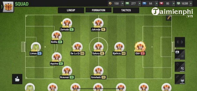 meo choi game top eleven 2021 cho nguoi moi 2