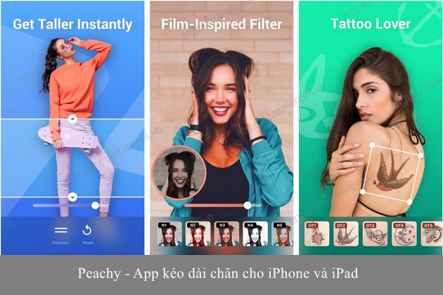 app giup keo dai chan tren android