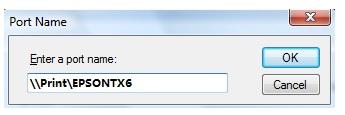 Máy tính không nhận máy in 12