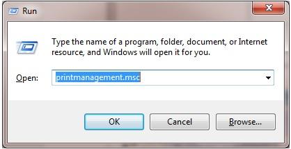 Máy tính không nhận máy in 14