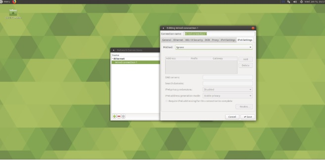 Vô hiệu hóa, tắt IPv6 trên Linux