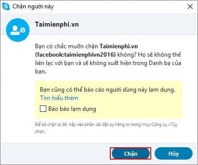 cach chan ket ban skype 5
