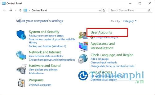 Cách đổi tên tài khoản Windows 10, edit user name 2