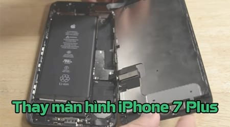 thay man hinh iphone 7 plus o dau chat luong gia tot