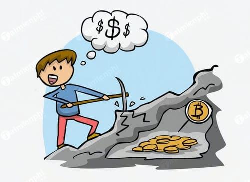 cấu tạo máy đào bitcoin