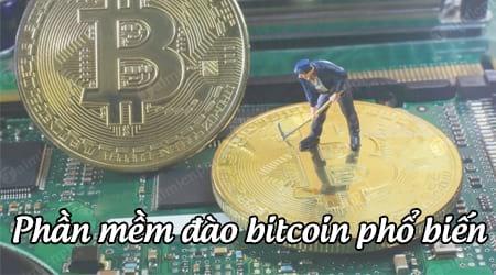 nhung phan mem dao bitcoin pho bien nhat