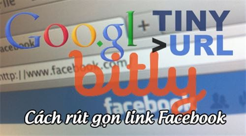 cach rut gon link facebook