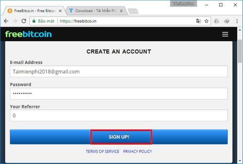 List Bitcoin miễn phí kiếm tiền free cày trâu hàng ngày
