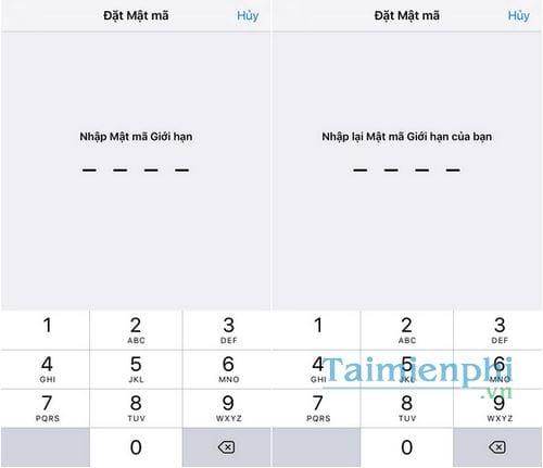 cach an facebook zalo tren man hinh iphone 4