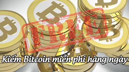 kiem bitcoin mien phi