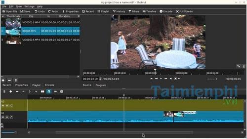 Top phần mềm chỉnh sửa video chuyên nghiệp nhiều người dùng 2