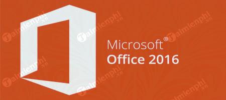Tổng hợp bộ cài Office 2016, 2013, 2010, 2007, 2003 5