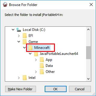 Cách chơi Minecraft không cần Java 14