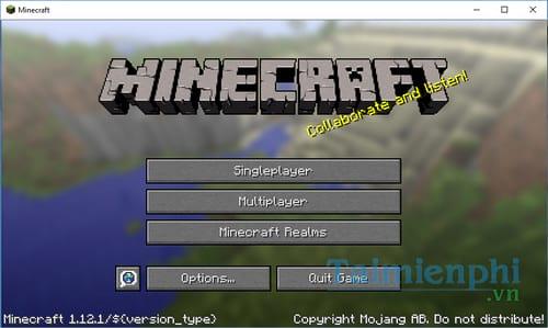 Cách chơi Minecraft không cần Java 23