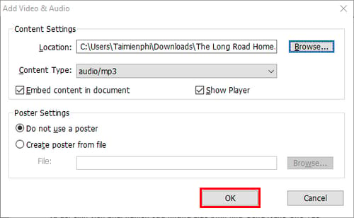 How to import music into pdf file by foxit reader 8
