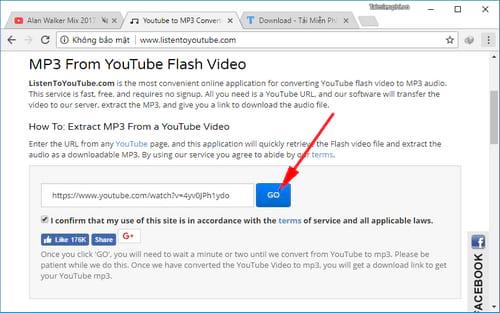 Cách tải mp3 từ Youtube, tải nhạc trên Youtube nhanh và đơn giản không